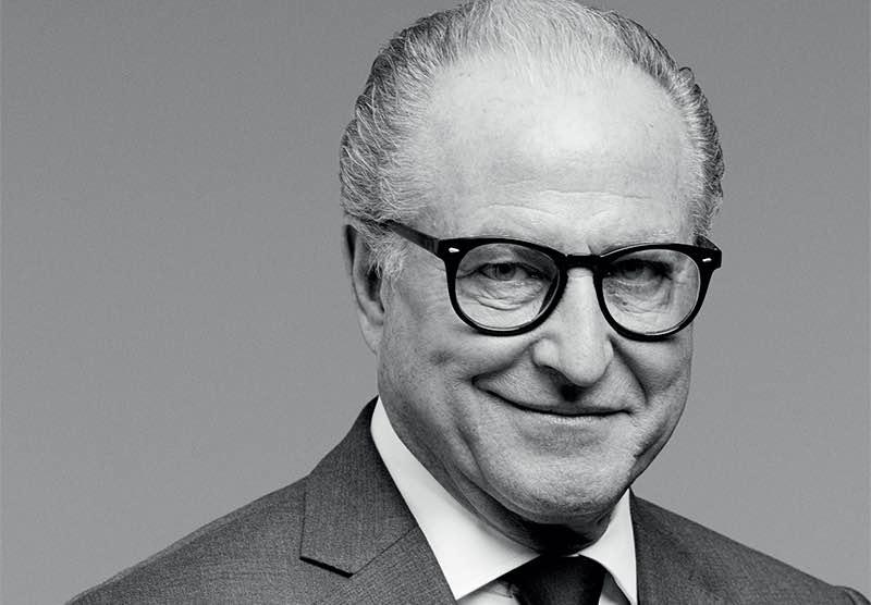 Alberto Morillas, parfumeur pour Mizensir