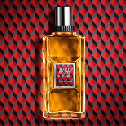 Guerlain : le flanker de légende Habit Rouge Dress Code