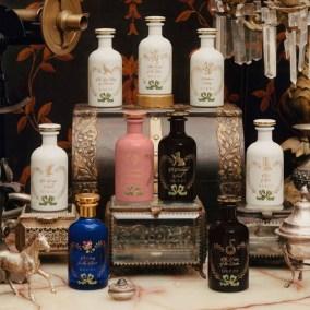 Gucci et sa collection souscotée The Alchemist Garden