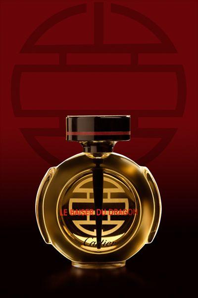 Grand parfum de Cartier réalisé par Alberto Morillas, Le Baiser du Dragon est discontinué