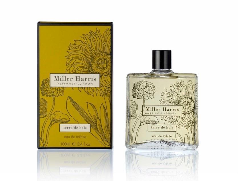Un parfum disparu... Terre de Bois de Miller Harris. Les parfums discontinués vus par la Parfumerie Podcast
