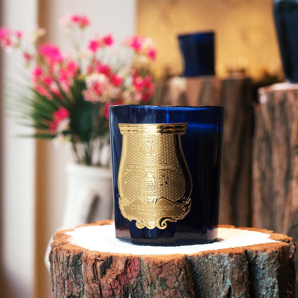 Les superbes bougies parfumées de Trudon