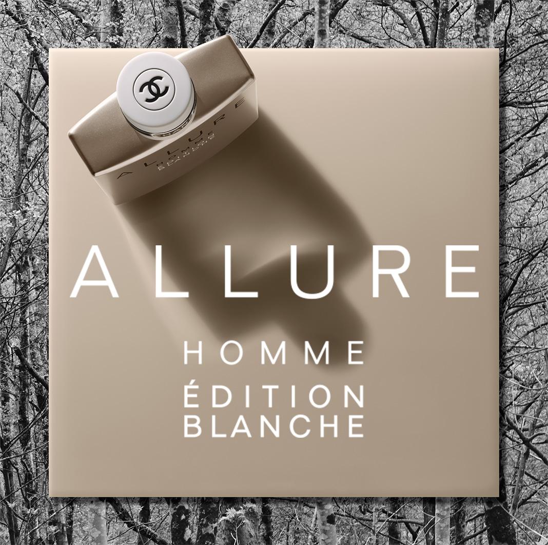 Allure édition Blanche de Chanel, un parfum moderne qui brise l'image Has Been de la marque