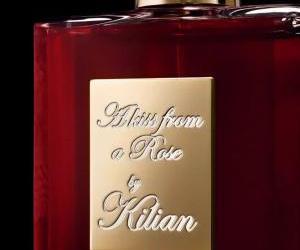 A Kiss from a Rose, le nouveau parfum de Kilian