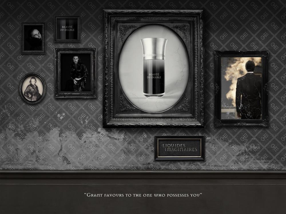 Beauté du Diable de Liquides Imaginaires, parfumerie expérimentale