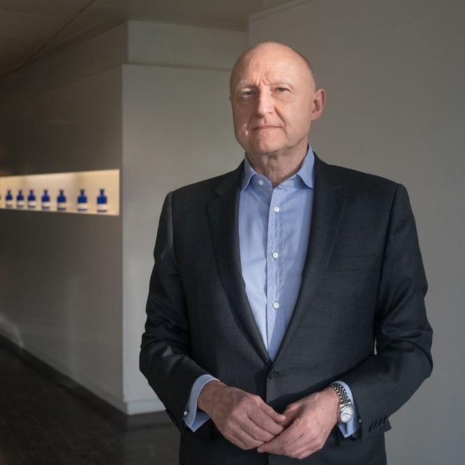 Dominique Ropion, parfumeur d'IFF pour Olfactive Studio