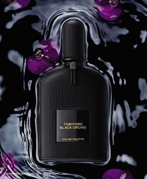 Black Orchid de Tom Ford, un parfum souscoté en France
