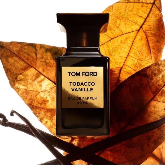 Tobacco Vanille de Tom Ford, trouble fête des collections privées en 2006