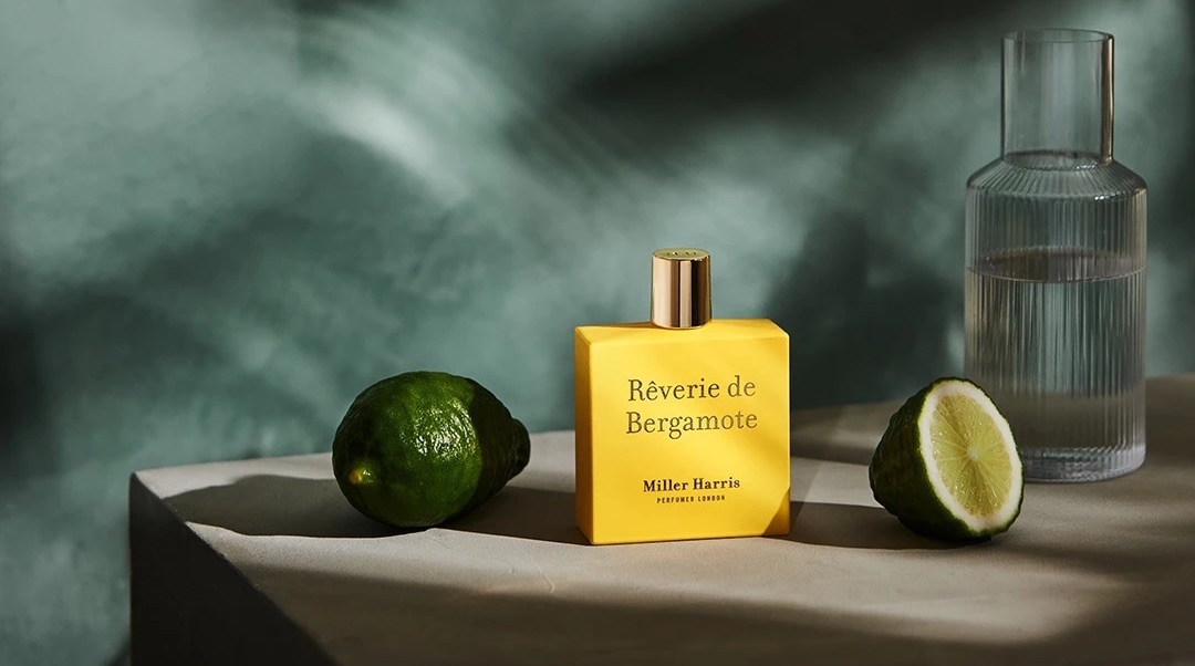 Nouveau Miller Harris Rêverie de Bergamote