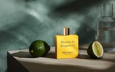 Rêverie de Bergamote, nouveau Miller Harris