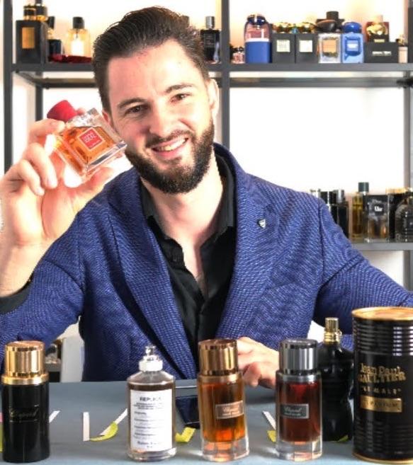 Olivier Parfumerie & Les influenceurs Parfum