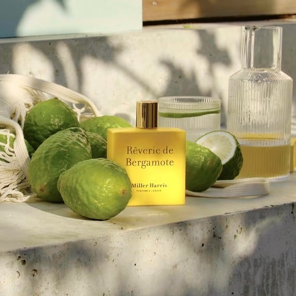 Nouveau Parfum : Rêverie de Bergamote de Miller Harris