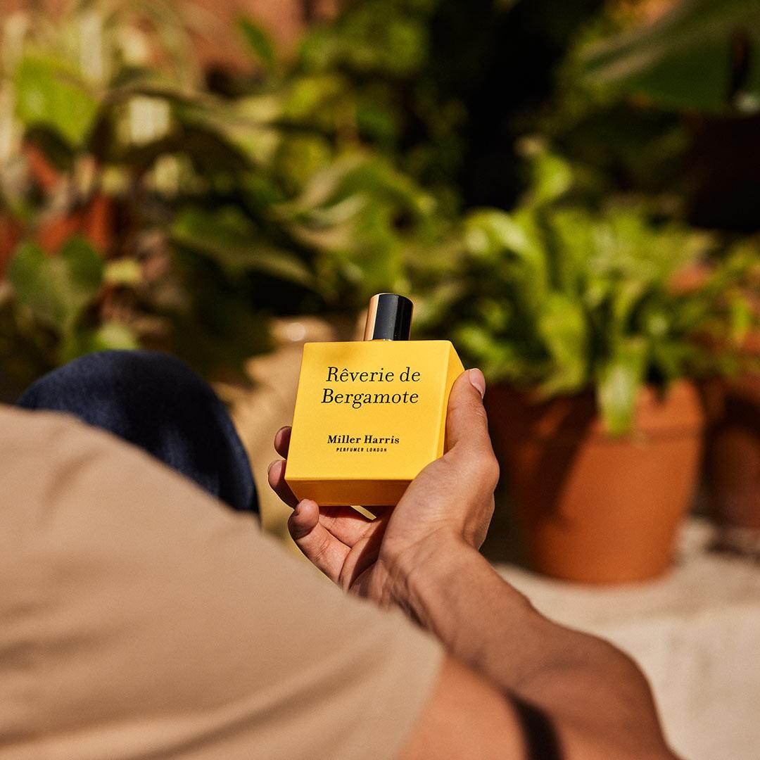 Parfum : Rêverie de Bergamote par Miller Harris