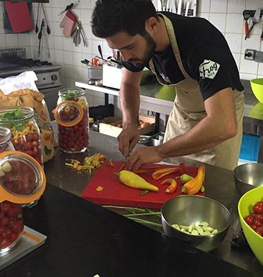la Pendue fermentation Saint Just La Pendue
