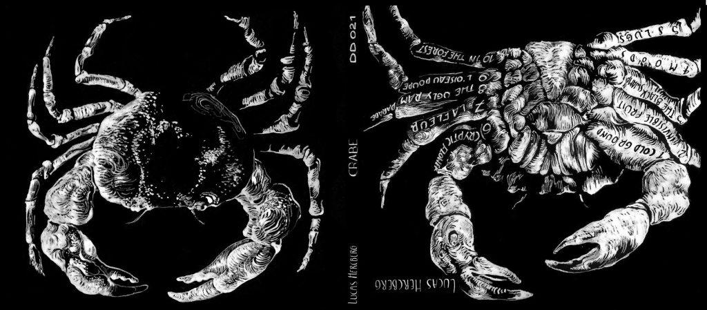 Lou Olivers album Crabes