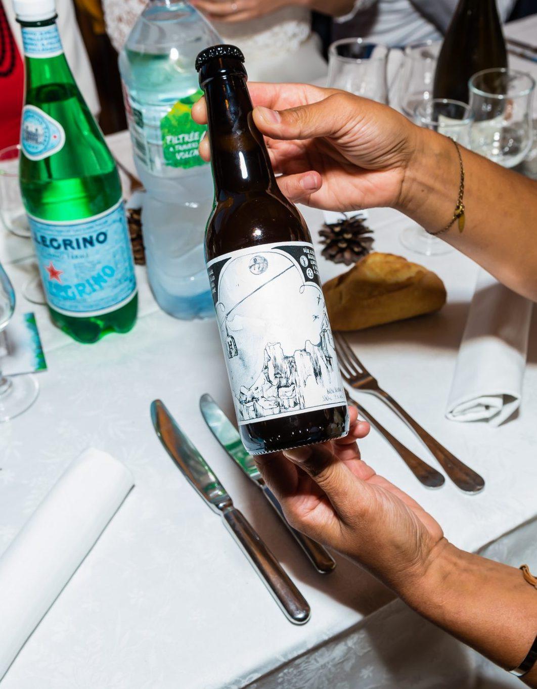 bière personnalisée Hoppy Wan Kenobi La Part Des Autres