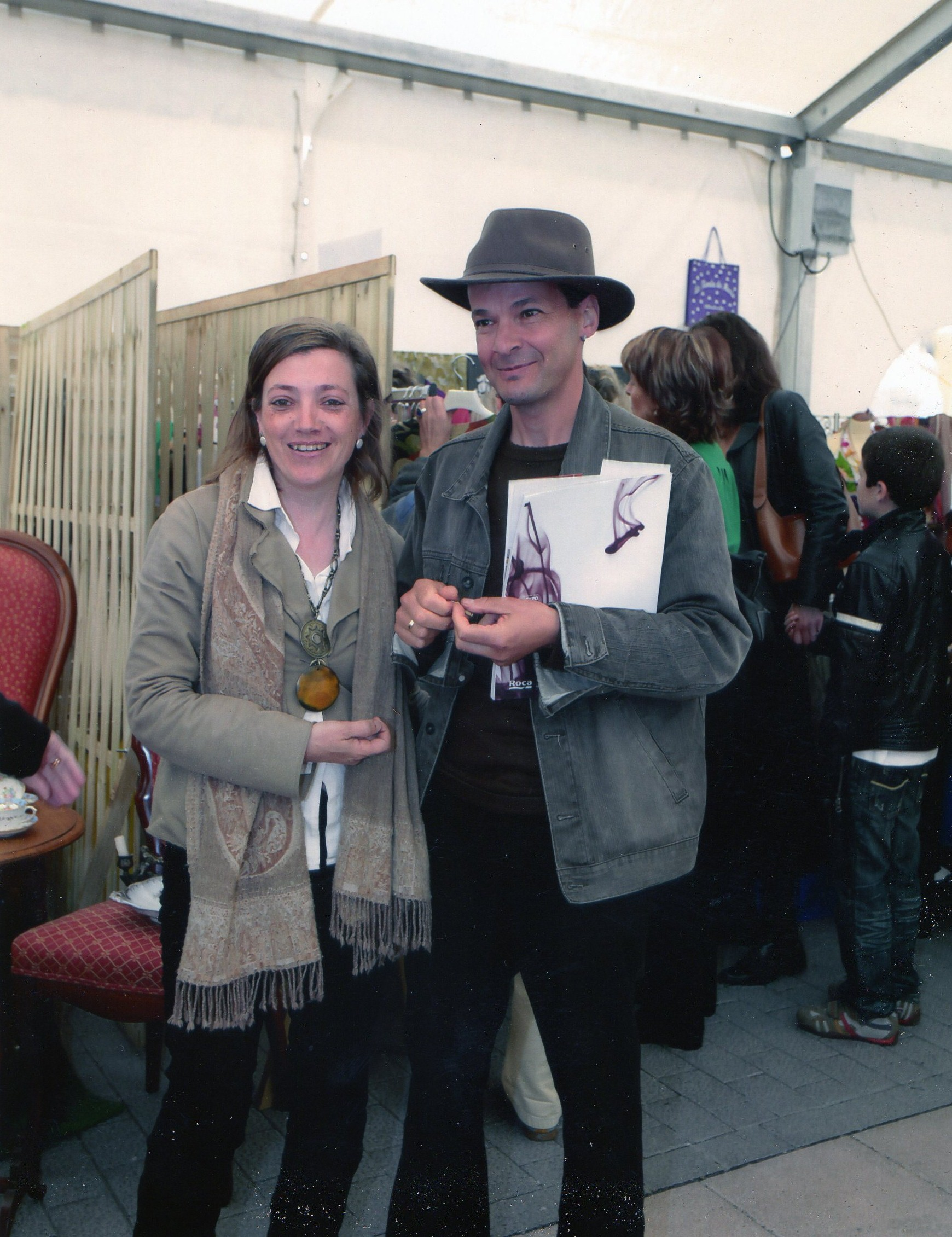 Feria de la artesanía y del comercio- Ribadesella 2009