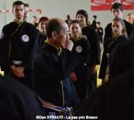 Stagiul de QWAN KI DO condus de THAY CHUONG MON