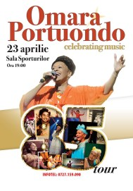 Omara Portuondo_ Brasov_poster