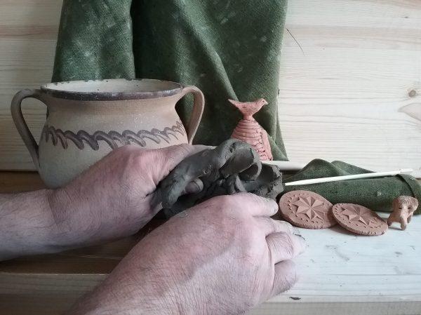 replica vas neolitic