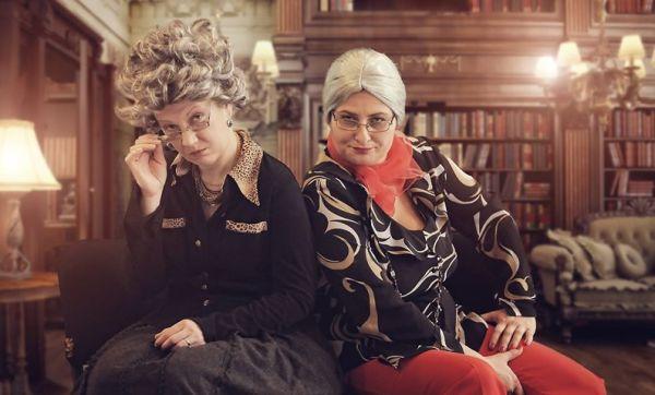 Doua surori mortale