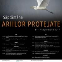 """""""Săptămâna Ariilor Protejate"""", program"""