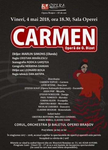 Carmen-opera 4mai2018