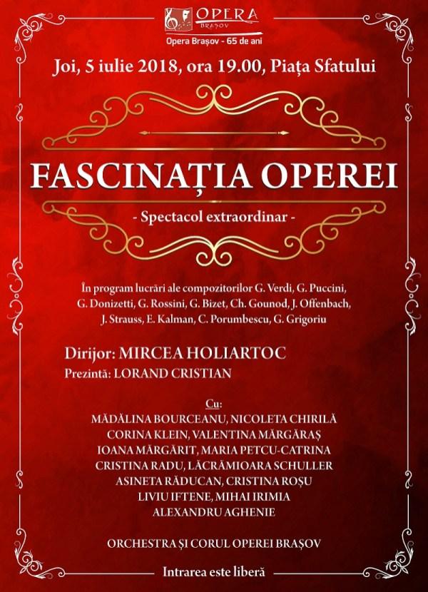 Concert Piata Sfatului 5iulie2018