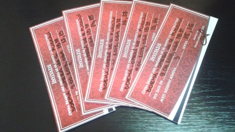 bilete Boema