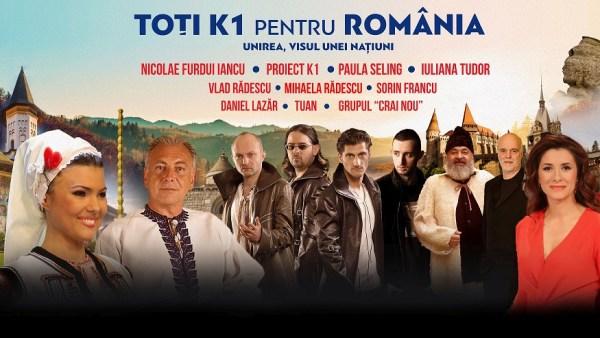 Afis Turneu Toti K1 pentru Romania