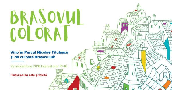 Brasovul colorat