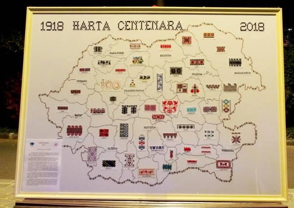 Harta Centenară