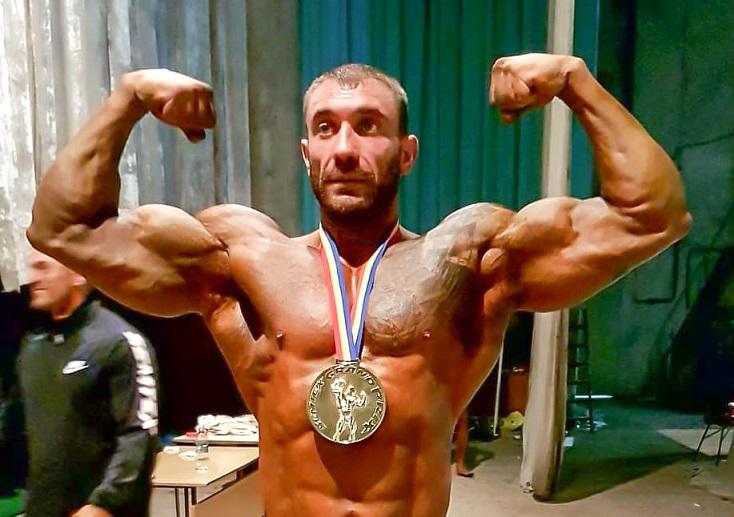 "Lăcanu Dan, locul 1 la concursul ,,Semtex Grand Prix"""