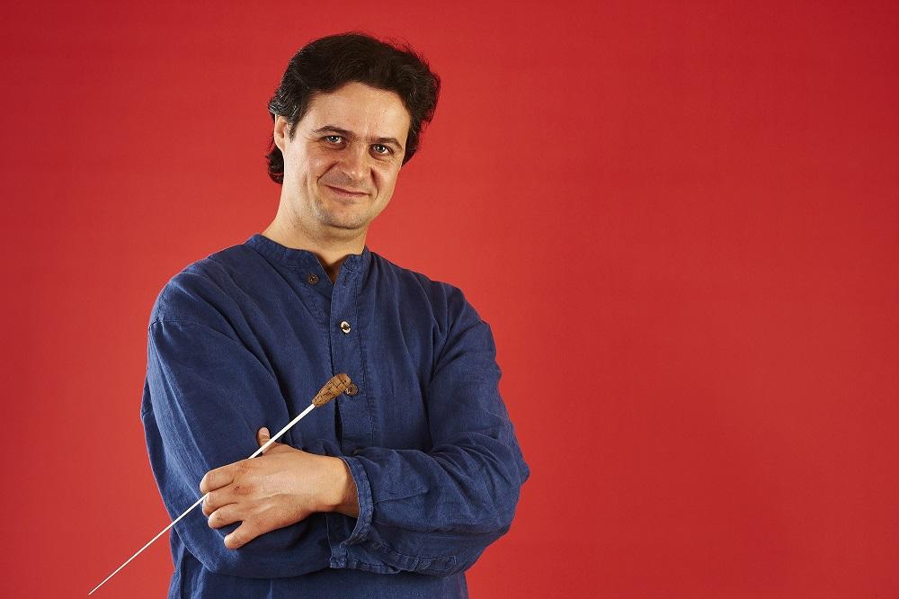 Repere profesionale: Cristian Oroşanu, dirijor