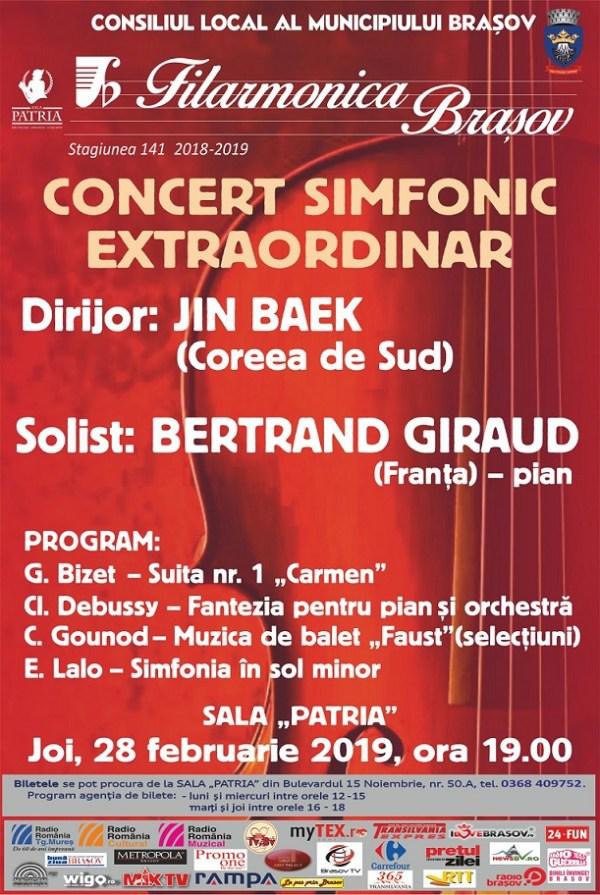 Filarmonica - Concert 28.02