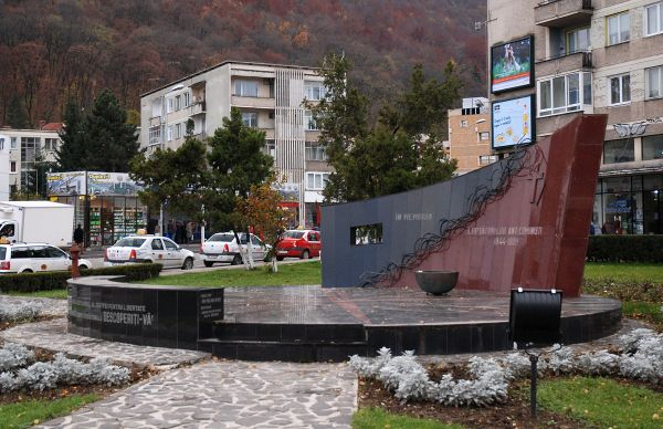 Monumentul Luptătorilor din Rezistența Anticomunistă