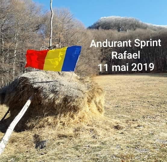 Andurant Sprint Rafael, concurs de alergare montană