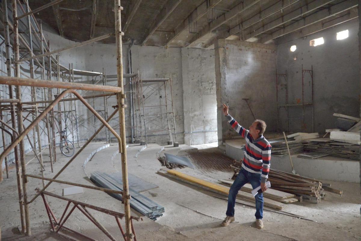 Viitorul centru cultural destinat copiilor va fi finalizat în acest an