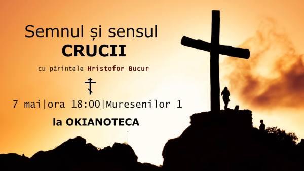 Semnul si sensul crucii