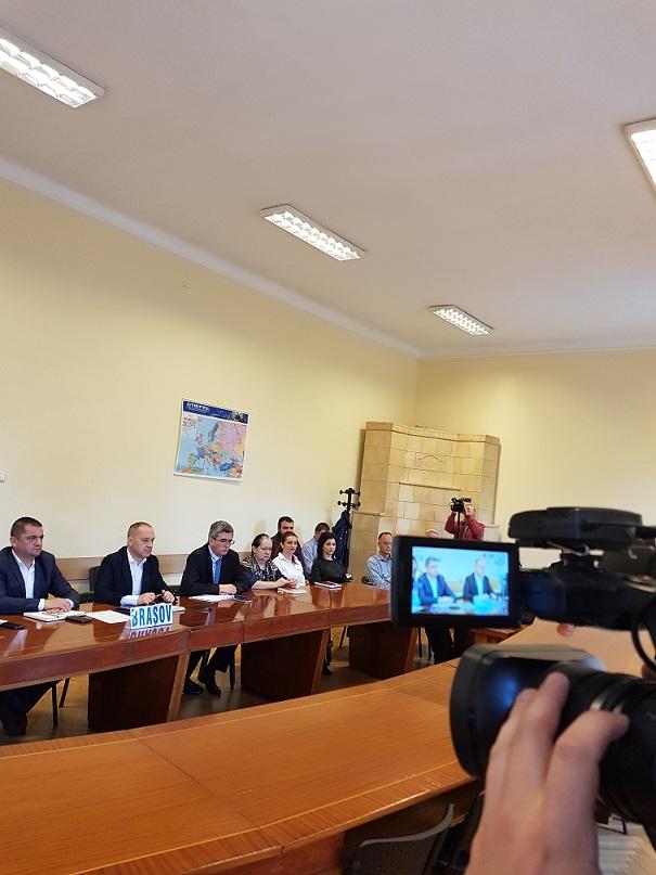 Județul Brașov, pregătit pentru alegerile europarlamentare și referendumul de duminică, 26 mai 2019