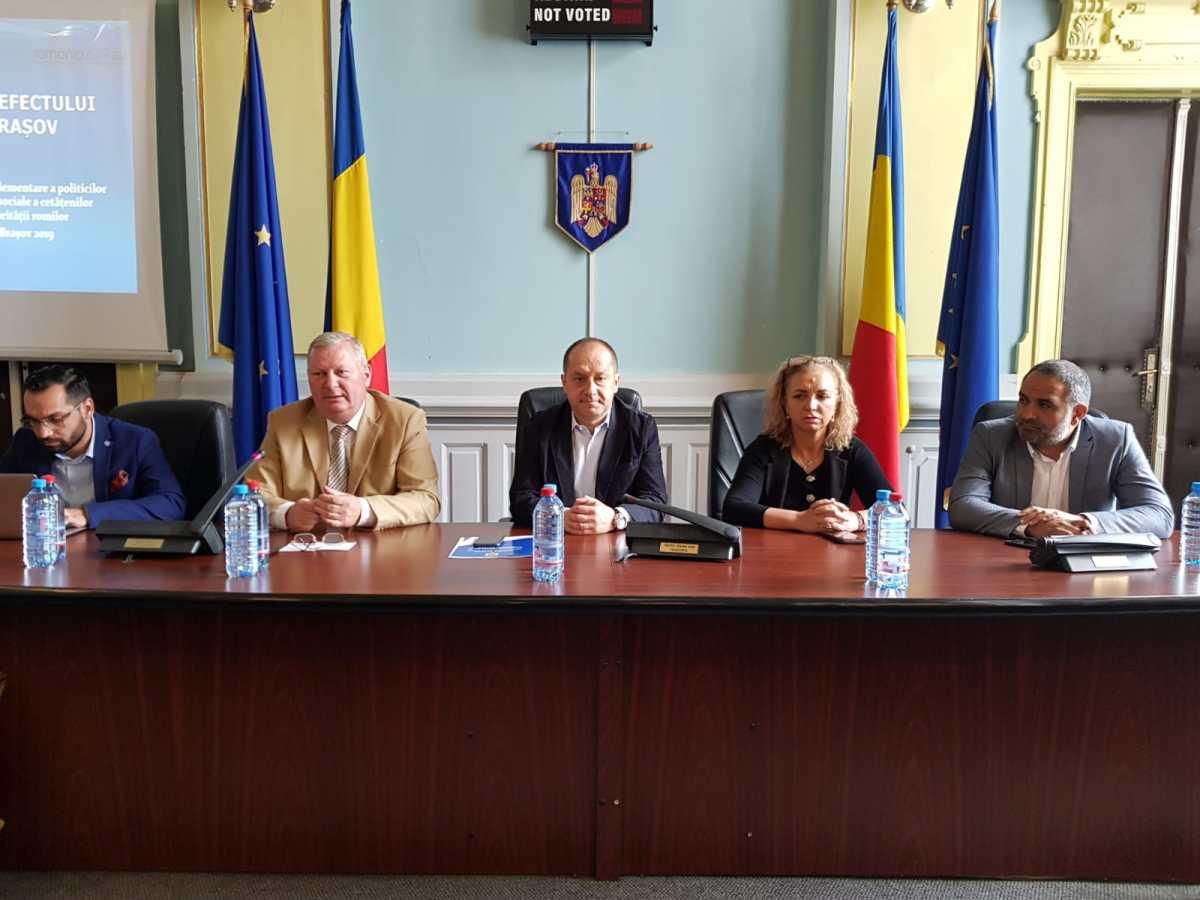 Întâlnirea regională pentru integrarea romilor
