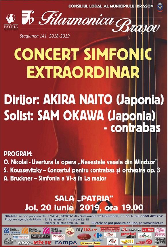 Filarmonica - Concert 20.06