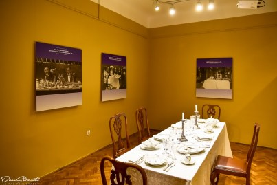 """Vernisajul expoziției """"Artă și ceremonial la mesele regale"""""""