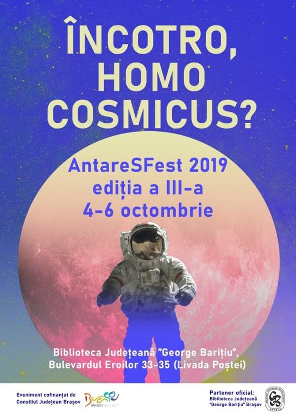 Încotro, Homo Cosmicus