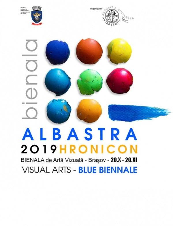 Bienala Albastra