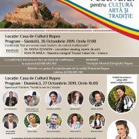 Festivalul pentru Cultură, Artă și Tradiție - Rupea 2019, Ediția a-II-a