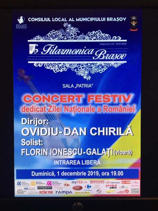 Concert festiv