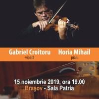 """Concert extraordinar ,,Vioara lui Enescu"""""""
