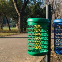 Proiectul de colectare selectivă se extinde și la deșeurile stradale