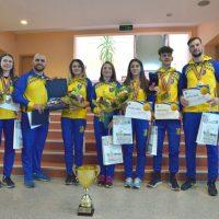 Premianții Brașovului la patinaj-viteză